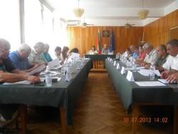 Съветниците актуализираха бюджета на общината