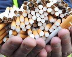Безакцизни цигари са иззети при акция