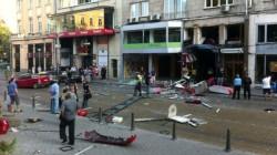 В кома е най - тежко пострадалият при взрива в София