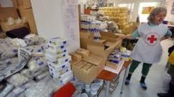 Отлагат раздаването на храни за бедните