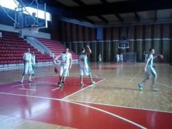 Балкан с тренировка преди мача