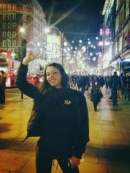 Биляна Йотовска отиде за подаръци до Лондон