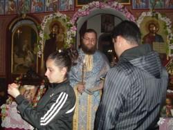 Отец Борис е назначен за архиерейски наместник