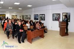 """Стихове на Недялка Хаджиева звучаха тази вечер  в зала """"Орханиец"""" на музея"""