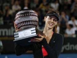 Цвети Пиронкова триумфира в Сидни с първа титла в кариерата си