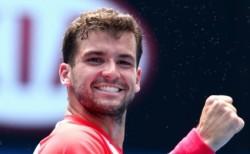 Григор Димитров прегази испанец и е на 1/4 финал!