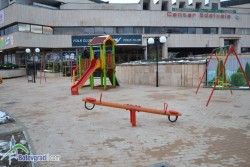 Отговорите на кмета на питането, отправено от Гавалюгов, за детската площадка при ротондата