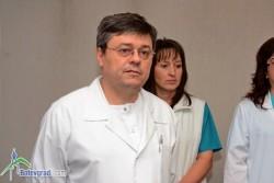 Д-р Шуманов: Изненадан съм, че за мястото ми е обявен конкурс