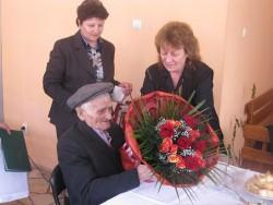 Най-старият жител на общината днес става на 102 години