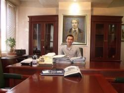 Цветозара Стоянова и Петьо Петков заеха мястото на областния управител за един ден
