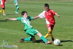 Малките футболисти на Балкан загубиха от Етрополе