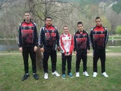 Възпитаници на Борислав Витков отиват на Европейско първенство
