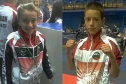 Двама ботевградчани сред медалистите на Европейското първенство по таекуон-до