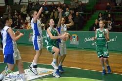 Девойките на Балкан в група Б на финалния турнир