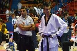 Владимир Далаклиев бе близо до победа над олимпийския шампион