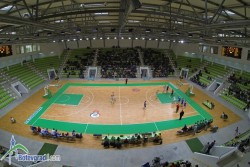 Левски направи тренировка в Арена Ботевград