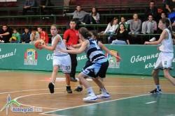 Кадетките в борба за едно място с 5 отбора на зонален турнир в Ботевград