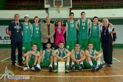 ПГТМ отново шампион на България