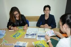 Шест човека от нашия регион се обучаваха по проект в Лондон