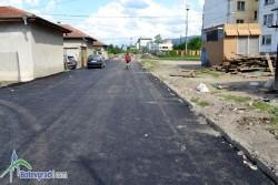 В изборния ден асфалтират улици в ромската махала