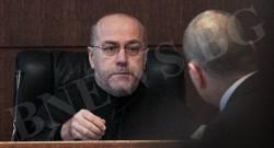 Съдия Тони Гетов даде 4 години затвор на Цветан Цветанов