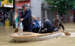 """Фондация """"Съвременност"""" благодари на гражданите и фирмите от Ботевград, оказали помощ на бедстващите в Сърбия"""