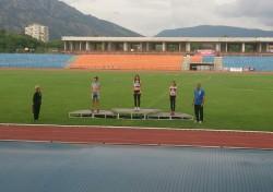 Снимки от ДП то лека атлетика в Сливен