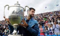 Григор Димитров спечели турнира в Куинс