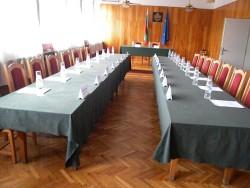 На 24 юни 2014 г. е VІ-то редовно заседание на Общинския съвет
