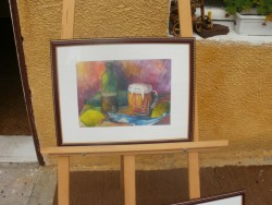 Володя Казаков ще покаже свои картини на открито