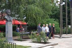 177- та годишнина от рождението на Васил Левски бе отбелязана в Ботевград