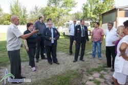 "Германски пожарникари направиха дарение за Дом ""Надежда"" в Гурково"