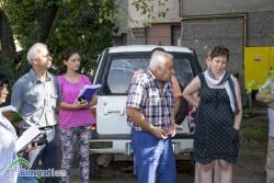 """Живеещи на ул. """"Славейков"""": Искаме детска площадка, а не магазин в междублоковото пространство"""