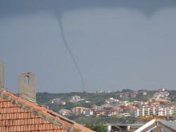 Отново торнадо в Созопол