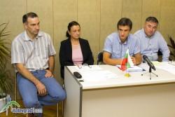 Оставката на кмета Георгиев поискаха общински съветници от опозицията