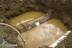 """От """"Напоителни системи"""" категорично отказват да се ангажират със срок за отстраняване на аварията, оставила три вилни зони без вода"""