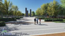 Кметът Георги Георгиев: Около 1.5 милиона лева ще струва реконструкцията на парка