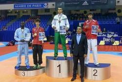 Златен медал за Владимир Далаклиев на Paris Open