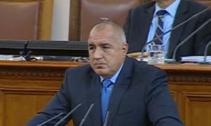 Борисов към Сидеров: Няма да прекратим договора за военно сътрудничество със САЩ