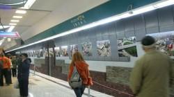 Жена скочи пред влак в метрото