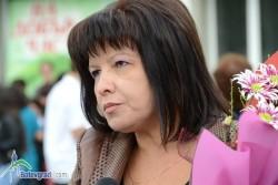 Петя Кочкова бе удостоена с почетен медал на Ботевград