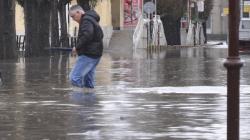Съединение отново е под вода, Хасковско се готви за наводнения