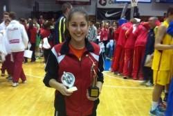 Карина Константинова: Да играя в националния отбор бе една от големите ми мечти