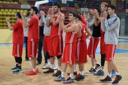 Балкан ще играе контрола с Работнички Скопие
