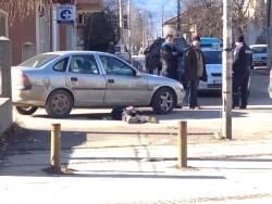 Арестуваха мъж в централната част на Ботевград