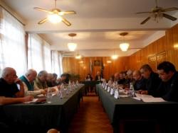 Решенията на първото редовно заседание на Общинския съвет за 2015 г.