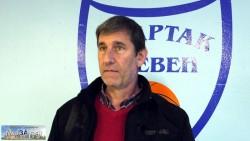 Валентин Вутев е новият президент на Спартак Плевен
