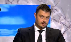 Бареков: Направих крачка назад, защото няма доверие в мен