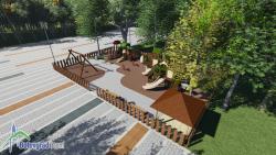 До 16 март приемат оферти за  изпълнител на реконструкцията на градския  парк
