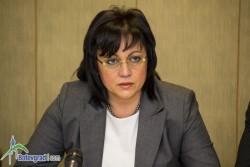 Корнелия Нинова пита за водата в Ботевград, здравният министър обеща нова проверка